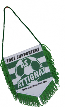 Fanion Tous supporters
