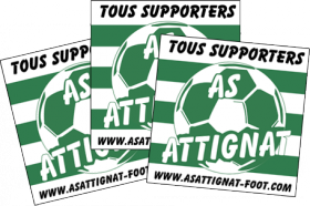 Stickers Tous supporters